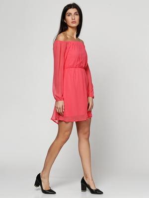 Сукня коралового кольору | 5399325