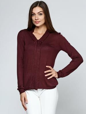 Пуловер коричневый | 5399341