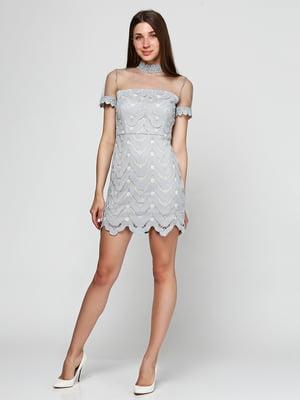 Сукня сіра   5399389