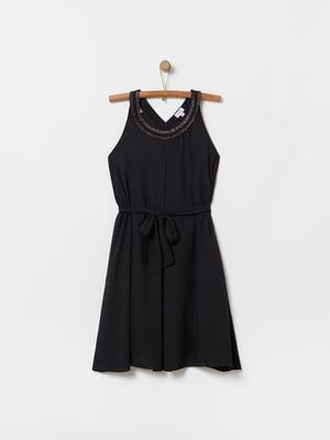 Платье темно-серое | 5384375