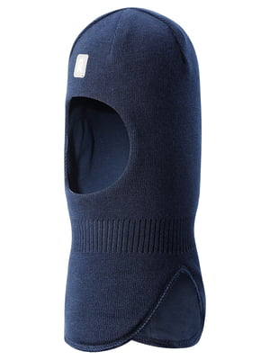 Шапка-шлем синяя | 5393388