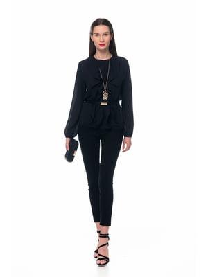 Блуза черная | 5400924