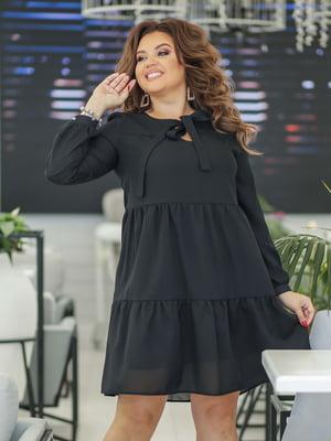 Сукня чорна | 5401006
