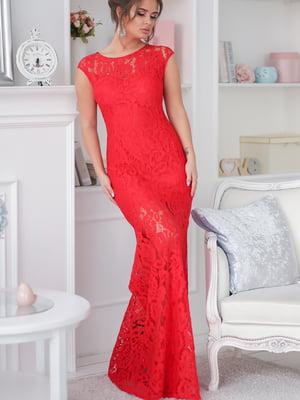 Сукня червона | 5401062