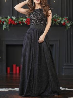 Платье черное | 5401068