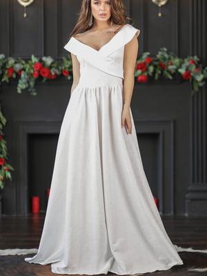 Платье белое | 5401074