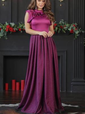 Платье цвета фуксии | 5401079