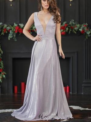 Платье лавандового цвета | 5401092
