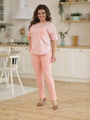 Костюм: блуза и брюки | 5401102
