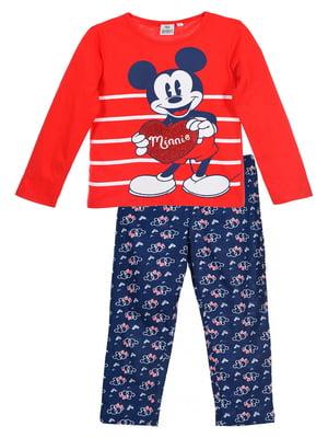 Пижама: лонгслив и брюки   5401666