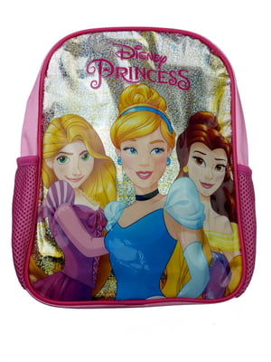 Рюкзак розовый с принтом   5401852