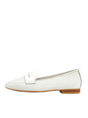 Туфлі білі | 5401910