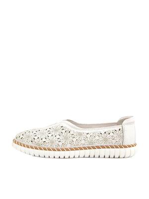 Туфлі білі | 5401911