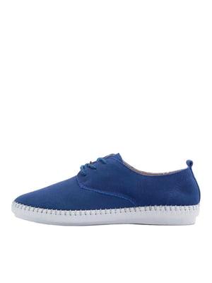 Туфлі сині | 5401926