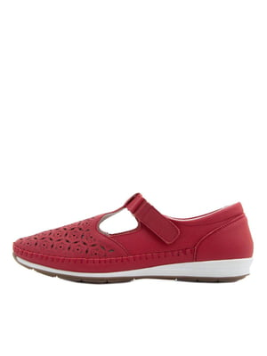 Туфли красные | 5401927