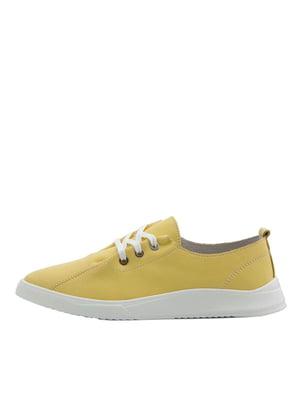 Туфлі жовті | 5401929