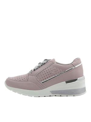 Кросівки рожеві | 5401930