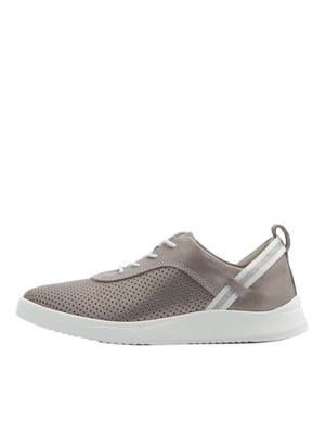 Кросівки сірі | 5401940