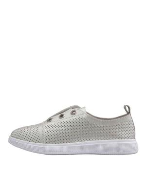 Туфли серые   5401951