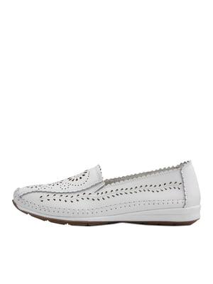 Туфлі білі | 5401954