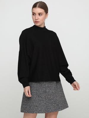 Джемпер чорний   5401560