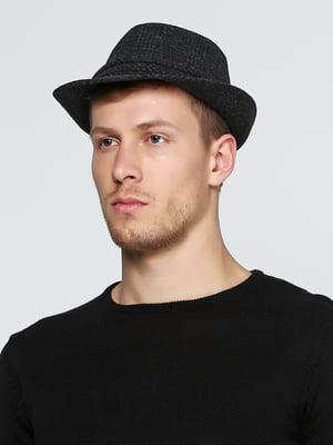 Шляпа серая | 5401219