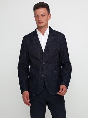 Пиджак синий | 5401223
