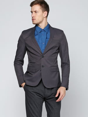 Пиджак серый | 5401213