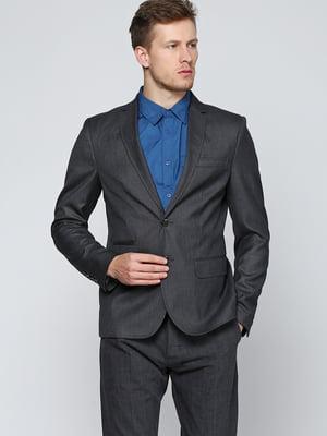 Піджак сірий   5401214