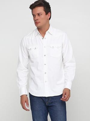 Рубашка белая | 5401232