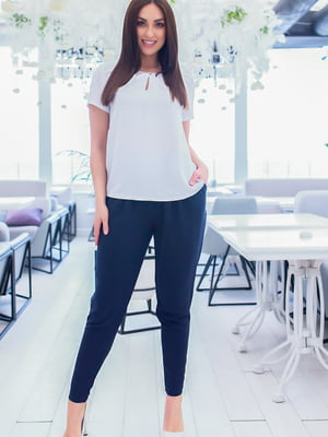 Костюм: блуза і штани | 5379679