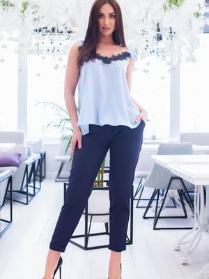 Костюм: блуза і штани | 5379696