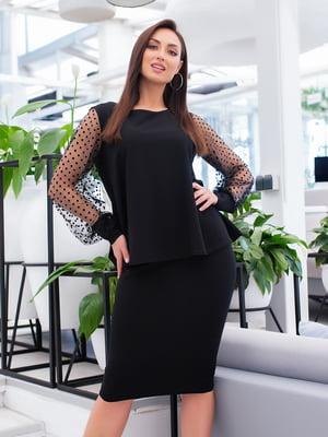 Костюм: блуза и юбка   5379759