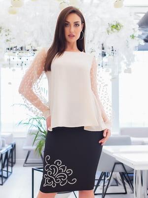 Костюм: блуза и юбка | 5379762