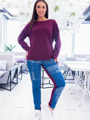 Костюм: джемпер и брюки | 5382083