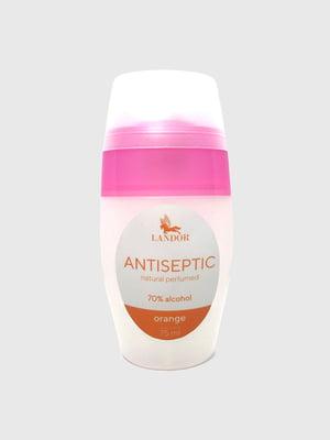 Антисептик с апельсиновым ароматом (75 мл) | 5396534