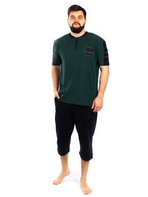 Піжама: футболка і капрі | 5402070