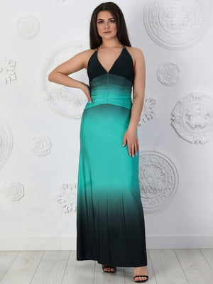 Сукня бірюзова | 5402853