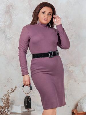 Сукня бузкового кольору | 5402873