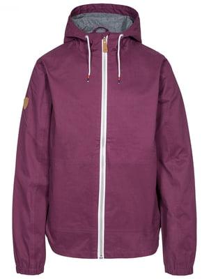 Куртка пурпурного кольору | 5315785