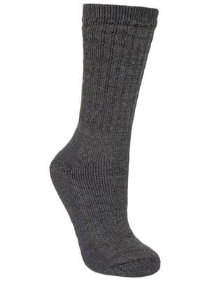 Носки темно-серые | 5315814