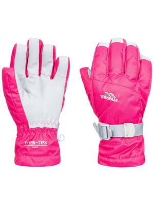 Перчатки розовые | 5315893