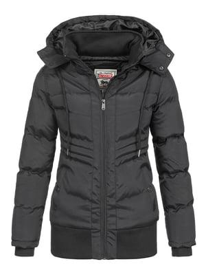 Куртка чорна | 5404988