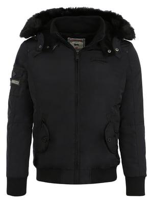 Куртка чорна | 5404997