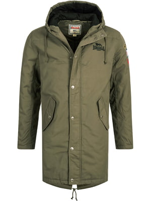 Куртка оливкового цвета | 5405090