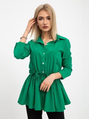 Туника зеленая | 5416253
