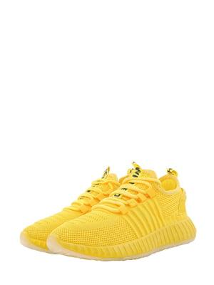 Кросівки жовті | 5401538