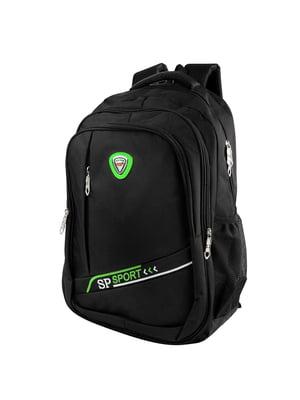 Рюкзак чорний | 5416859
