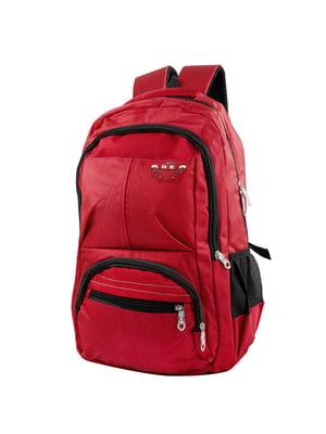 Рюкзак красный | 5416864