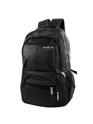 Рюкзак чорний | 5416865
